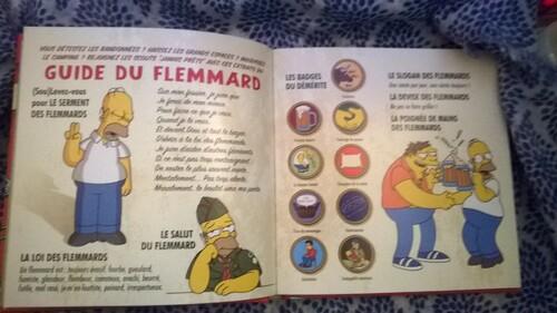 Homer Simpson - Le petit livre de la paresse