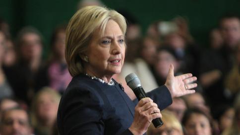 Les casseroles de madame Clinton.