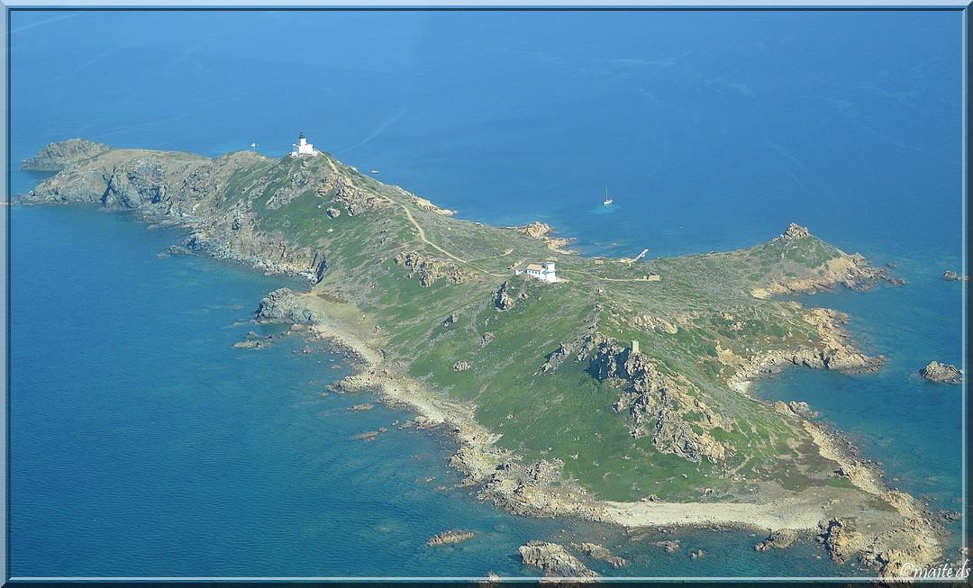 Une des Iles Sanguinaires - Ajaccio - Corse