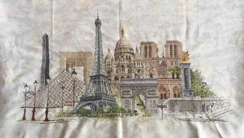 Les monuments de Paris de Théa Gouverneur