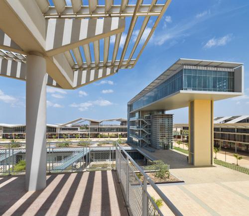 ANGOLA - Université Agostinho Neto (Luanda)