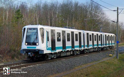 Ligne 3 du métro de Sofia