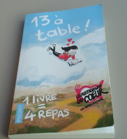 13 à table...