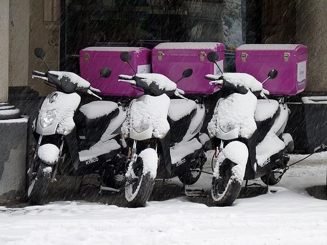 Metz sous la neige 3 Marc de Metz 06 02 2012