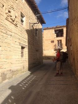 * 7ème étape : Los Arcos à Viana