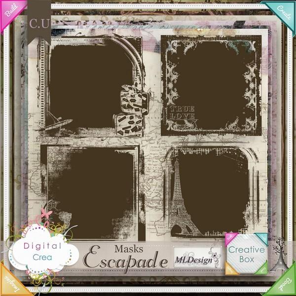 """Escapade"" by MLDesign"