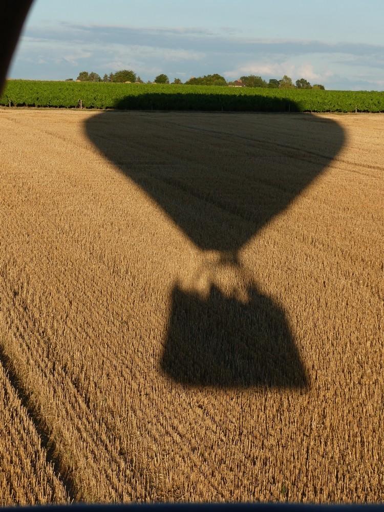 Mon rêve de vol en montgolfière réalisé...