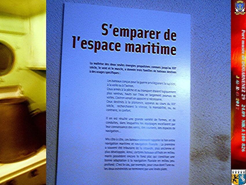 PORT ~ MUSÉE 1/3 ~~ 9/11  de  DOUARNENEZ  29      D   07/06/2019