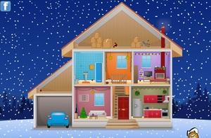 Jouer à Cutaway Christmas escape