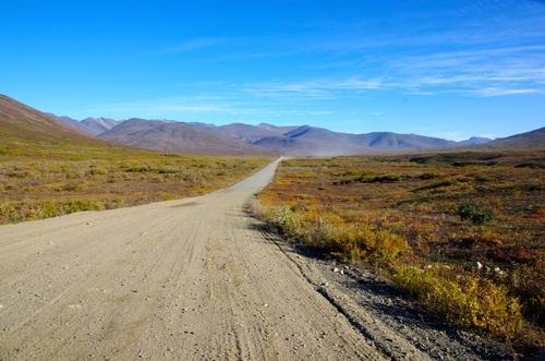Jour 7 - Nome, Kangarok road