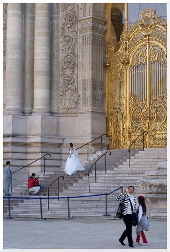 Mariage au Petit Palais à Paris
