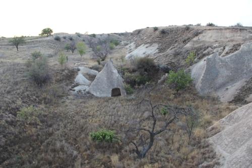 Survol de la Cappadoce