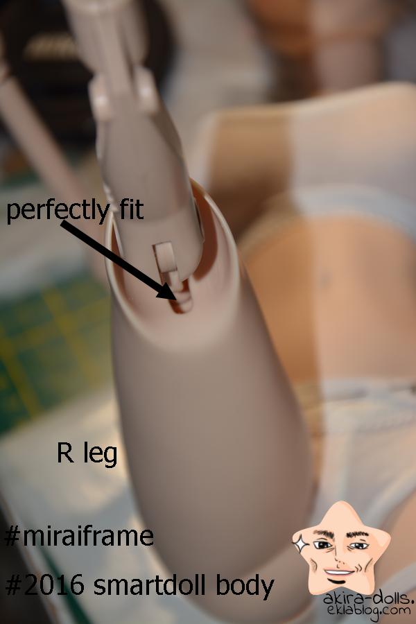 Projet Shiro - Sewing Doll 1/3
