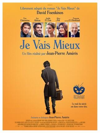 JE VAIS MIEUX : la bande-annonce de la nouvelle comédie de Jean-Pierre Améris