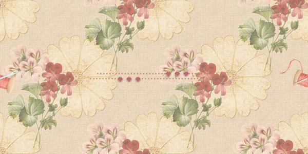 Textures assorties vintage fond beige rosé