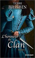 Chronique L'honneur du clan volume 2 de Terri Brisbin