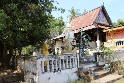 L'île de Khone (Laos)