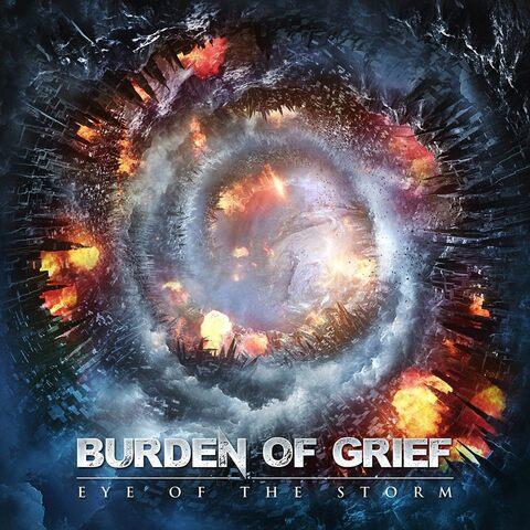 "BURDEN OF GRIEF - ""Wolf Moon"" (Clip)"