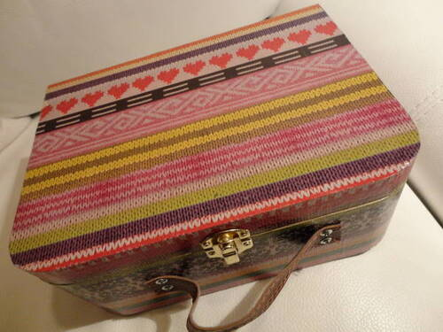 Valise-tricot