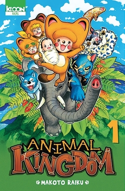 Animal Kingdom , tome 1 et tome 2