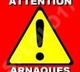 Attention arnaques!