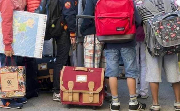 Une classe de l'école primaire Kersquine serait supprimée à la rentrée 2021. (Photo d'illustration)