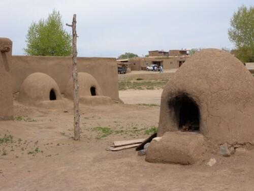 Patrimoine mondial de l'Unesco : Pueblo de Taos - Etats-Unis