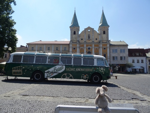 Photos de notre voyaze en Slovaquie, en Tçéquie et en Hongrie...