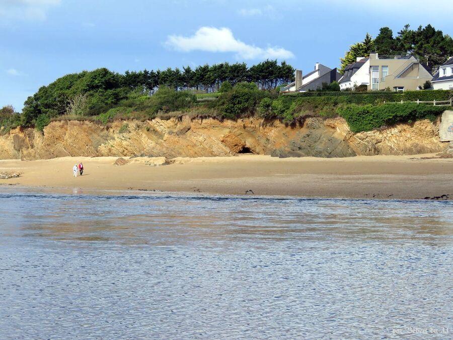 Le Pouldu dans le Finistère