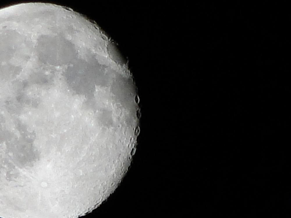 La lune par Jean-Louis