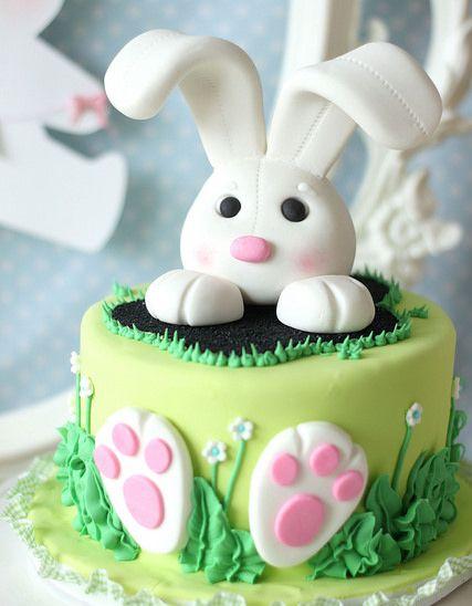 gâteaux de pâques 2: