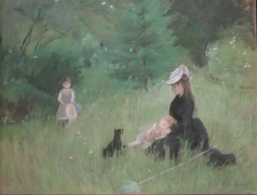 Les pastels, de Degas à Redon, au Petit Palais