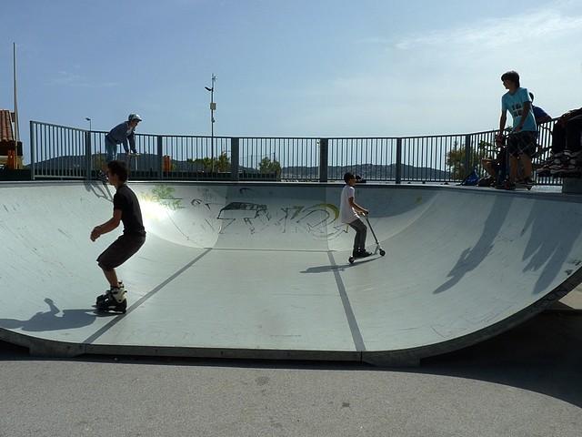 Skate Park du Mourillon 4 Marc de Metz 2012
