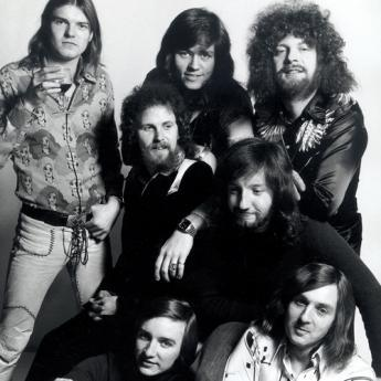 ELECTRIC LIGHT ORCHESTRA (ELO) last train to london