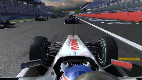 Team McLaren-Mercedes