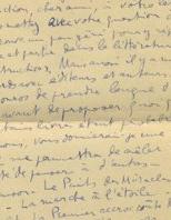 Les chercheurs au contact des manuscrits