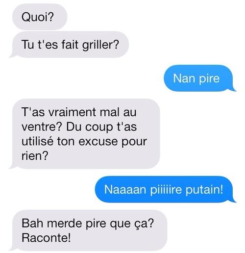 SMS de Mère #3