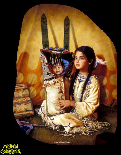 Mist Amérindiens