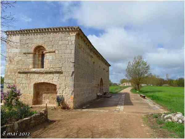 (J34) Boadilla del Camino / San Anton 8 mai 2012 (1)