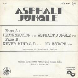 Frenchy But Chic # 137 : Asphalt Jungle - Les singles