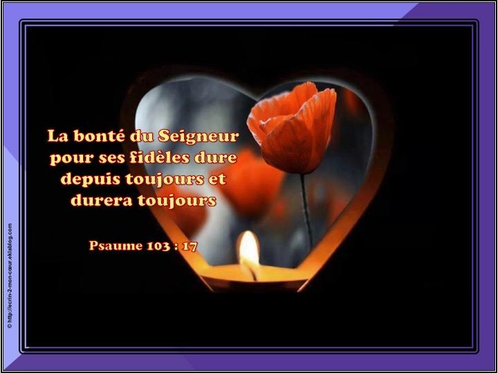 Ronde Versets du coeur 178