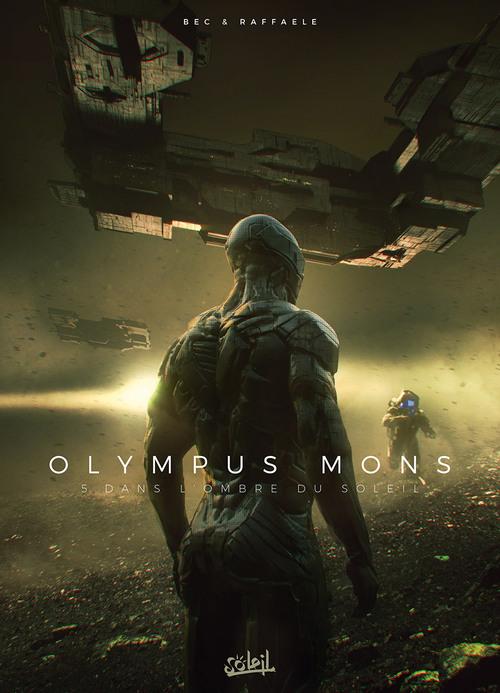Olympus mons - Tome 05 Dans l'ombre du soleil - Bec & Raffaele