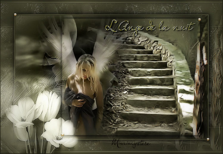 La nuit de l'ange