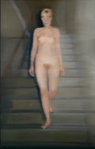 Gerhard Richter peintre allemand contemporain
