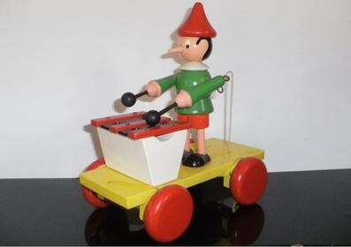 0A310 PINOCHIO (jouet PIPO)