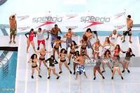 dance ballet dancers speedo sportwear campaign getty images