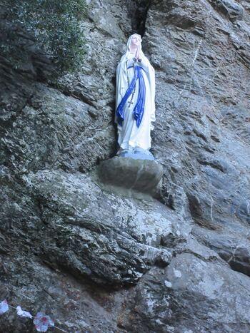 La Vierge du Fenouillet