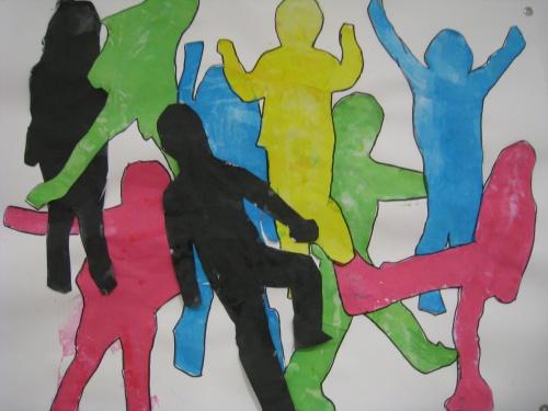 A la manière de... Fernand Léger