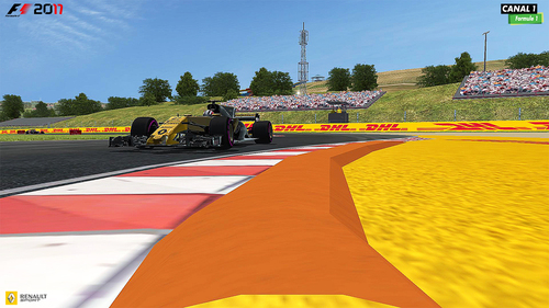 Renault Sport Formula 1 Team - Nico Hulkenberg