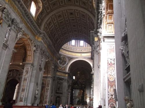 Voyage en Italie, suite